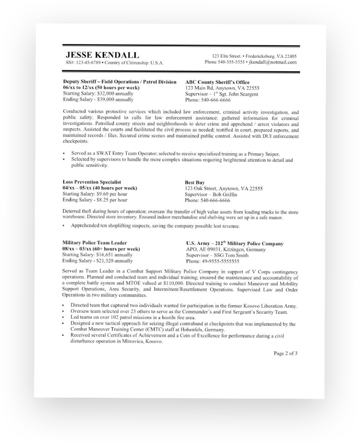 Download Free Resume Word Templates from Kingsoft Download Center jameze com